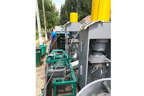 da豆液压zha油机ding制